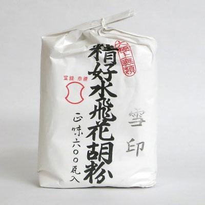 白狐雪印 花胡粉 600g