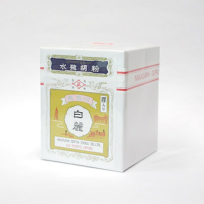 鳳凰印 白麗胡粉(膠入) 500g