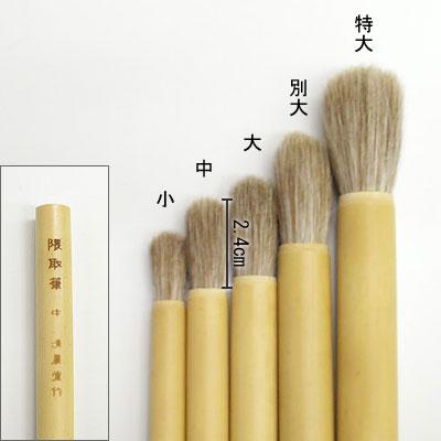 隈取(中) 彩色筆  清晨堂製