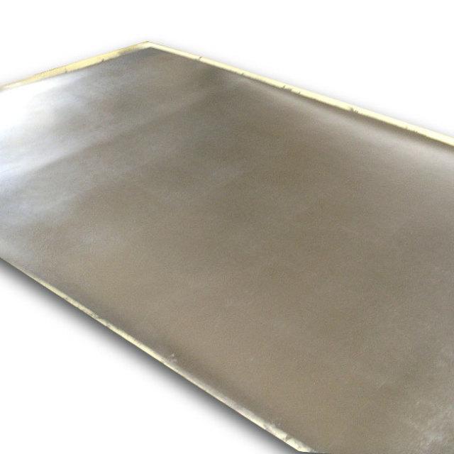 箔押鳥之子紙 アルミ箔(手貼り)  98×197cm