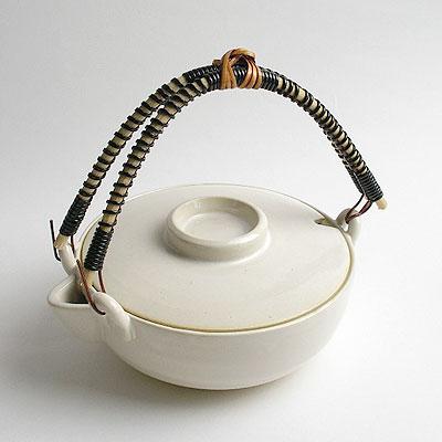 ツル付き膠鍋 (12cm)