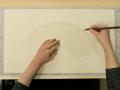 扇面型作品定規セット(7種)
