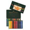 ファーバーカステル ポリクロモス油性色鉛筆 60色セット(缶入)*取寄せ品