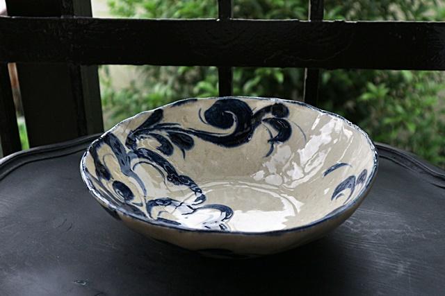 大鉢 宗山窯