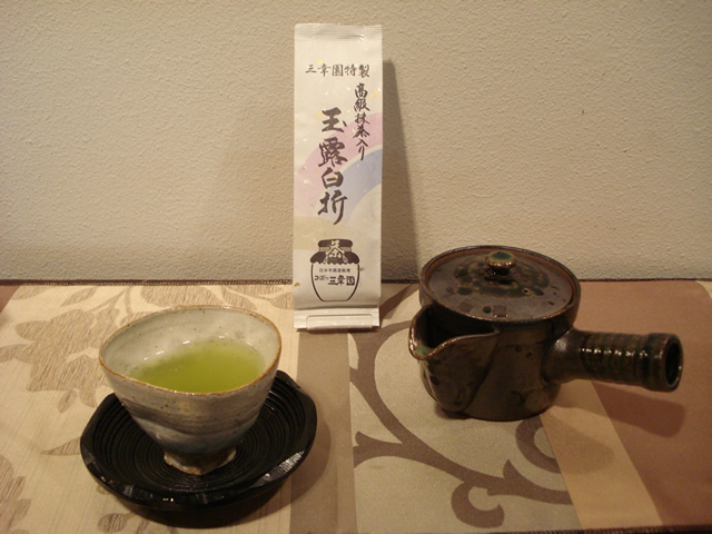 日本茶 緑茶 島根 白折れ茶