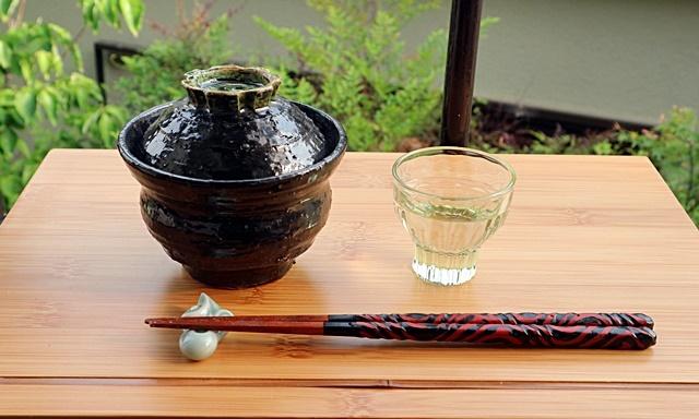 ふたもの小鉢 茶碗蒸し 中尾 彰秀