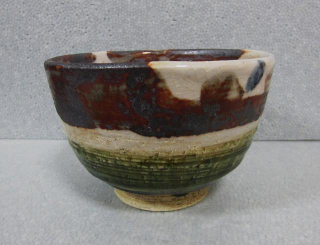 めし碗 中垣連次 陶器