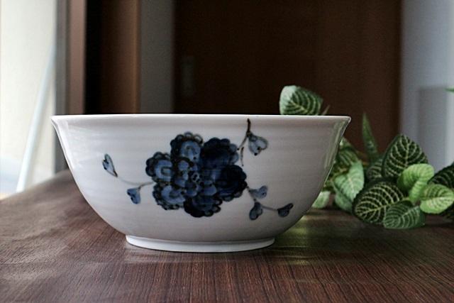 九谷青窯 鉢 6.5寸鉢