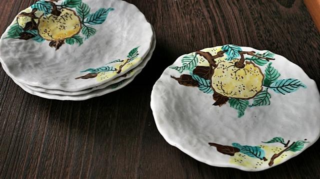 和田一人 5寸皿 陶器
