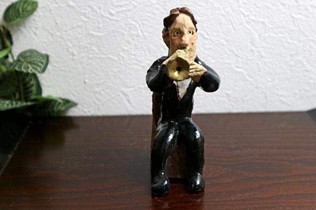 ささきようこ オーケストラ人形  トランペット
