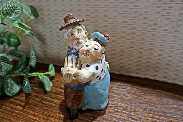 ささきようこ 陶人形