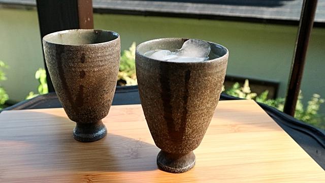 フリーカップ 丹泉窯 丹波焼