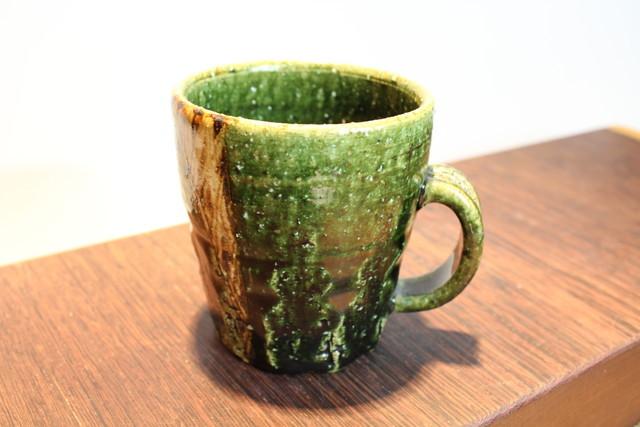 マグカップ・陶器・棚橋淳