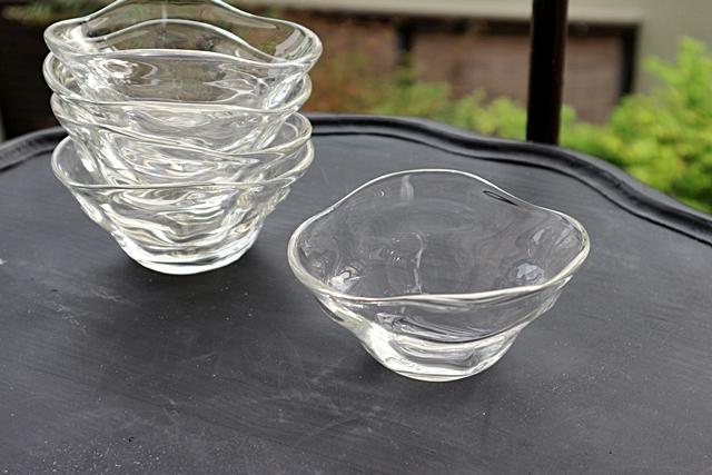 原 光弘 ガラス  小鉢