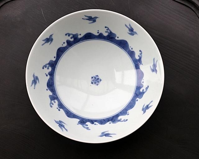 李荘窯 有田焼 平鉢