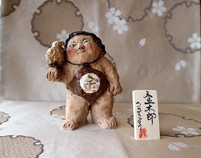 ささきようこ 節句人形 五月人形