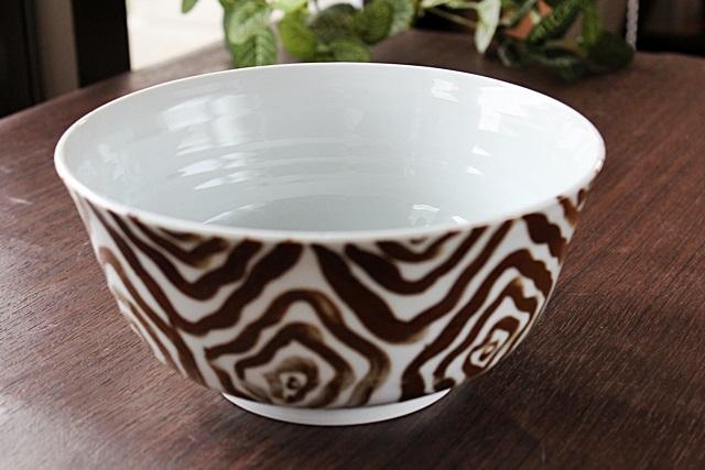 九谷青窯 丼 鉢 6寸深鉢