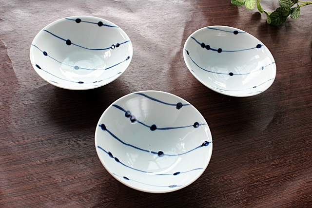 九谷青窯 5寸鉢