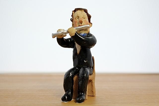 ささきようこ フルート オーケストラ人形
