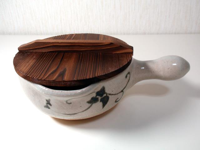 福森雅武 片手鍋 土鍋