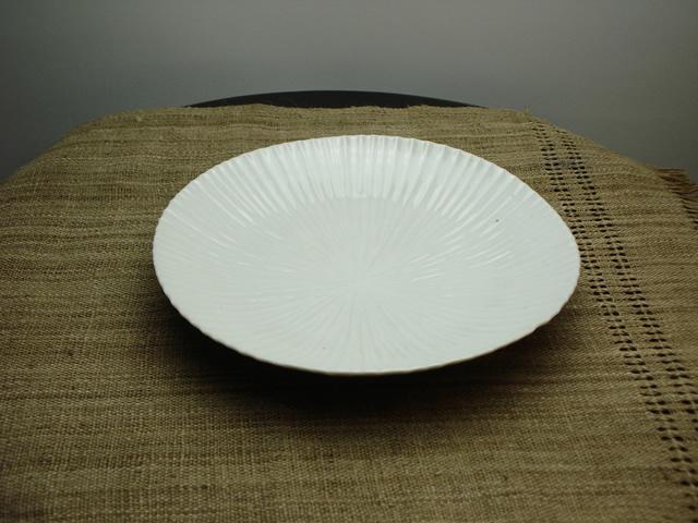 白磁 磁器 九谷青窯 取り皿
