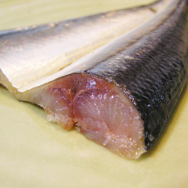 灰干し秋刀魚の鮮度イメージ