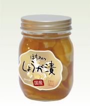 国産はちみつ生姜漬(400g)
