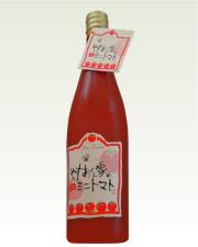 完熟ミニトマトジュース(720ml)【箱入】