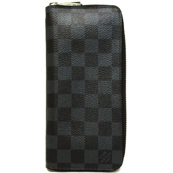 ルイ・ヴィトン ダミエコバルト ジップーウォレットヴェルティカル N62240 - TAK2000535