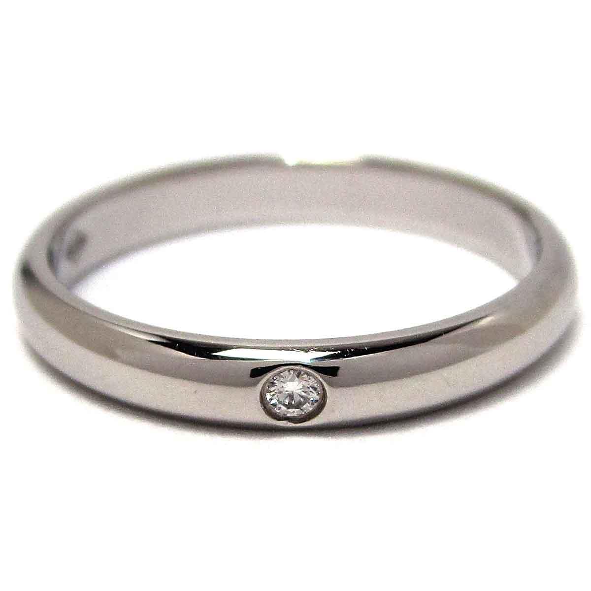 カルティエ ウエディングリング ダイヤモンド - TAN2100139