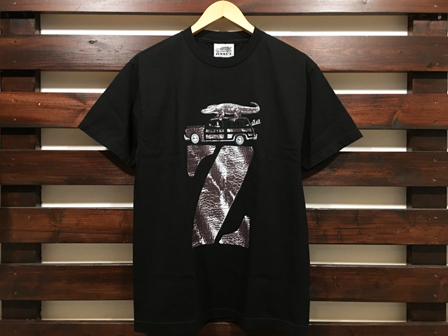 JIMMY'Z × STANDARD CALIFORNIA Z LOGO T-SHIRT BLACK 「メール便OK」