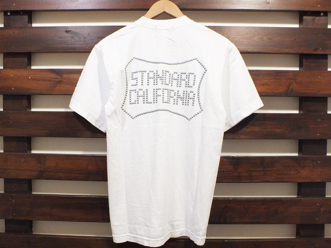 【送料無料】HTC × STANDARD CALIFORNIA 20th Anniversary SHIELD LOGO T-SHIRT WHITE
