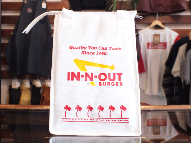 In-N-Out Burger LUNCH TOTE BAG