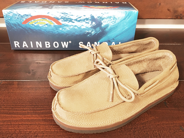 【送料無料】RAINBOW SANDALS MOCCA-LOAF PREMIER LEATHER SIERRA BROWN