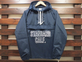 【送料無料】STANDARD CALIFORNIA PACKABLE WINDBREAKER ANORAK NAVY