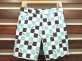【送料無料】VANS×STANDARD CALIFORNIA CHECKER SHORTS NAVY/SAX/WHITE