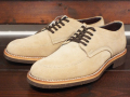 【送料無料】PISTOLERO REPAIR MAN TAN SUEDE