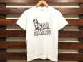 STANDARD CALIFORNIA GO AHEAD T-SHIRT WHITE 「メール便OK」