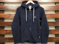 【送料無料】STANDARD CALIFORNIA PILE ZIP HOOD NAVY