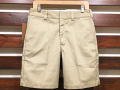 【送料無料】STANDARD CALIFORNIA T/C WORK SHORTS BEIGE