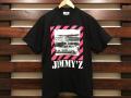 JIMMY'Z × STANDARD CALIFORNIA BOMB LOGO T-SHIRT BLACK 「メール便OK」
