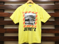 JIMMY'Z × STANDARD CALIFORNIA BOMB LOGO T-SHIRT YELLOW 「メール便OK」