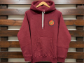 【送料無料】SANTA CRUZ × STANDARD CALIFORNIA PULLOVER HOOD SWEAT BURGUNDY