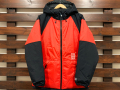 【送料無料】STANDARD CALIFORNIA PUFF HOOD COAT RED