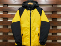 【送料無料】STANDARD CALIFORNIA PUFF HOOD COAT YELLOW