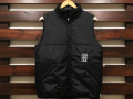【送料無料】STANDARD CALIFORNIA PUFF VEST BLACK