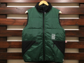 【送料無料】STANDARD CALIFORNIA PUFF VEST GREEN