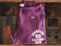 【送料無料】CHAMPION × STANDARD CALIFORNIA REVERSE WEAVE SWEAT PANTS DARK PURPLE