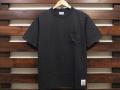 STANDARD CALIFORNIA HEAVYWEIGHT POCKET T-SHIRT BLACK