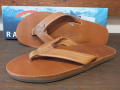 【送料無料】RAINBOW SANDALS SINGLE LAYER CLASSIC LEATHER TAN ※レディースサイズ有